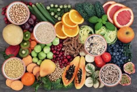 Alimentos com fibras ajudam o funcionamento intestinal