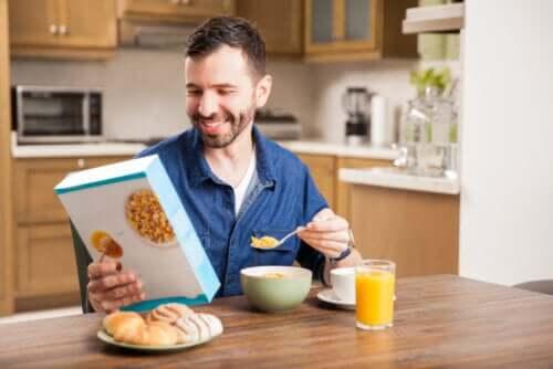 Cereais no café da manhã: uma escolha saudável?