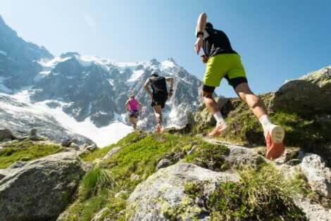 Esporte de montanha