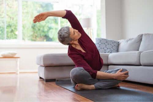 Exercícios para manter as costas saudáveis