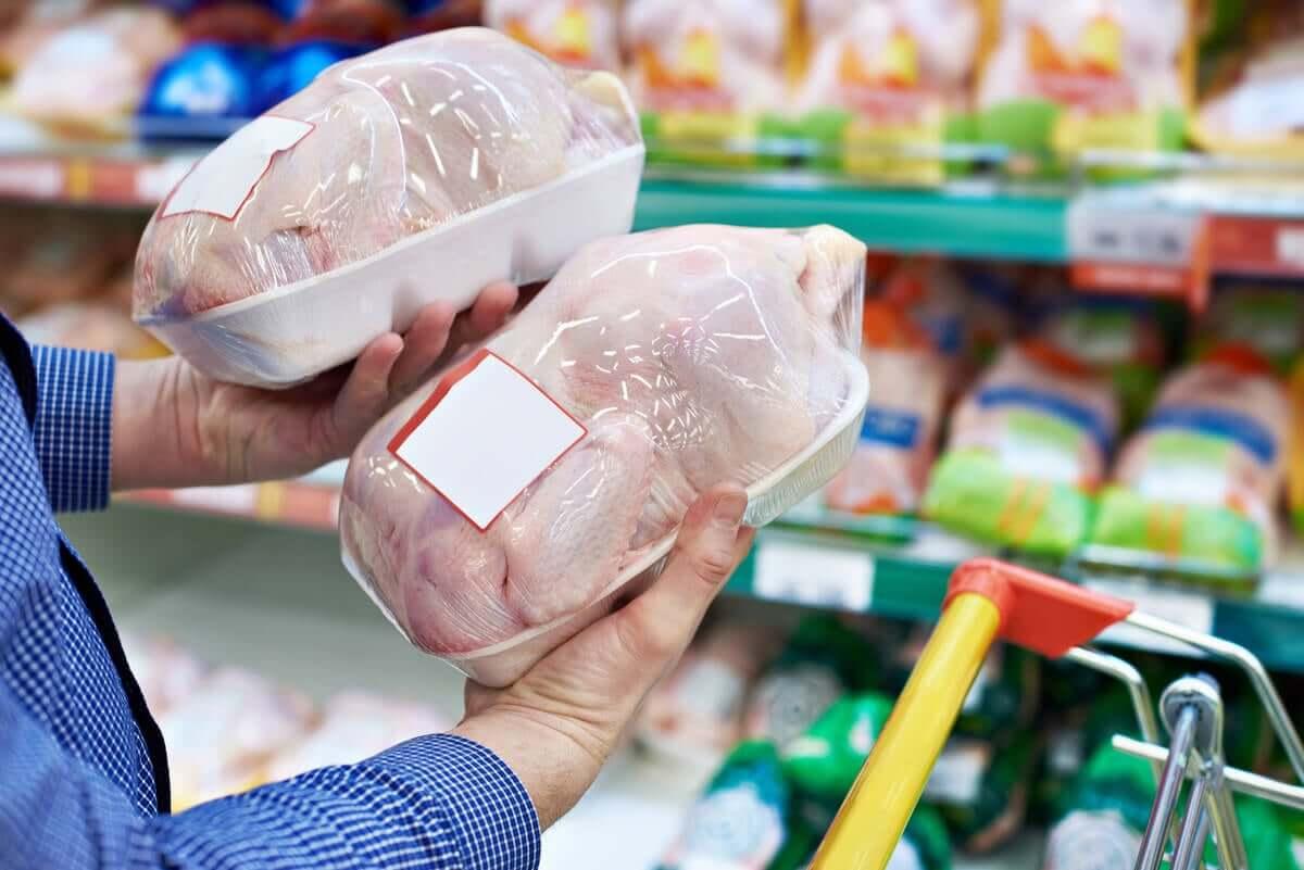 Comprar carne de frango