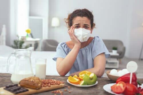 Os alérgenos nos rótulos dos alimentos