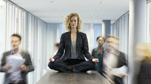 Mindfulness no trabalho