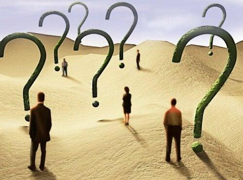 Perguntas sobre a vida