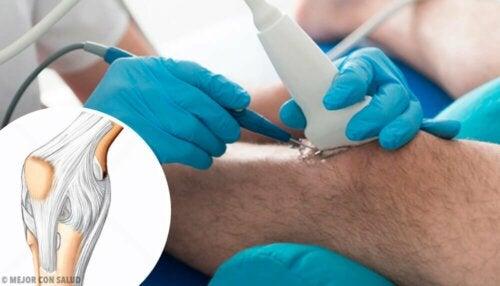 Riscos da cirurgia no joelho