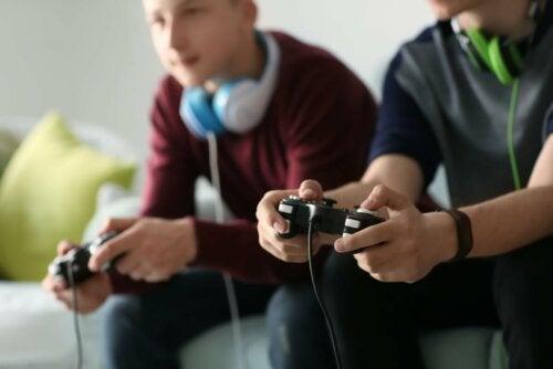 Dependência dos videogames
