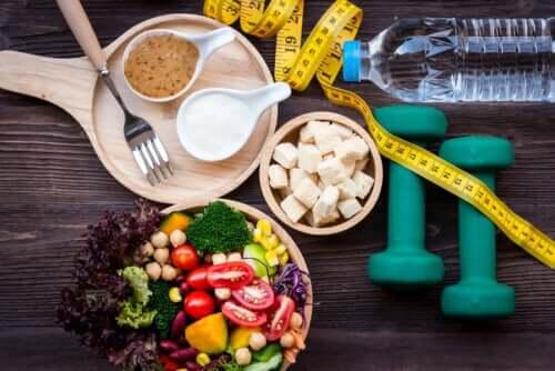É possível melhorar o desempenho esportivo por meio da dieta?