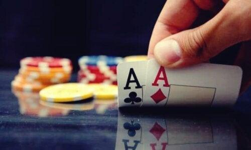 O jogo e as apostas estão dentro dos vícios comportamentais