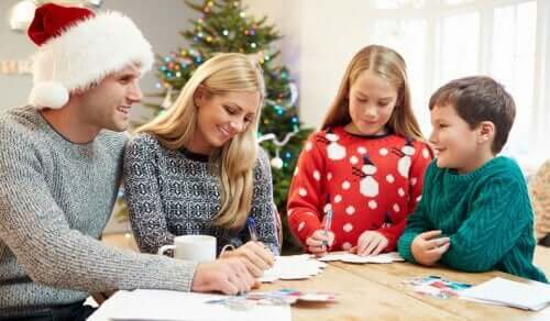 Resoluções de Ano Novo para crescer em família