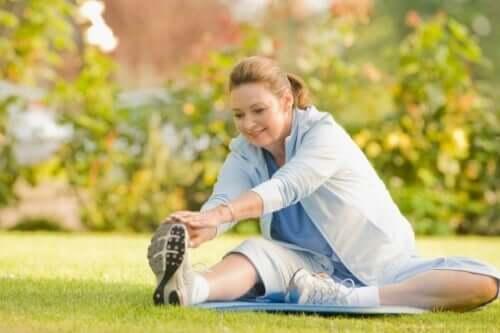 Atividade física regular para prevenir dores físicas