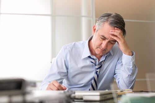 Cabelos grisalhos e estresse