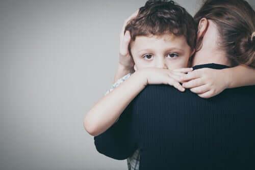 Os pais não devem estimular a vitimização