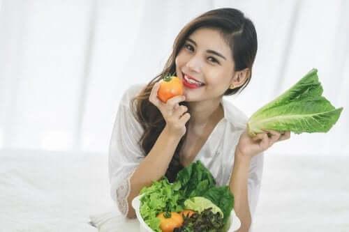 A alimentação pode afetar a pele?