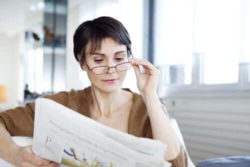 Presbiopia ou fadiga ocular