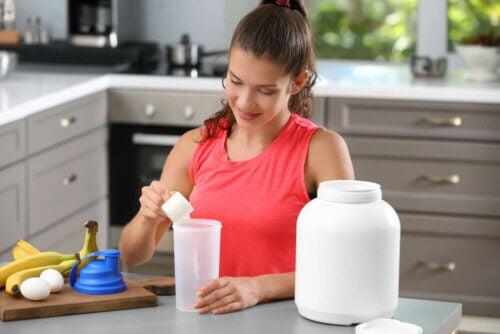 Shake de proteínas