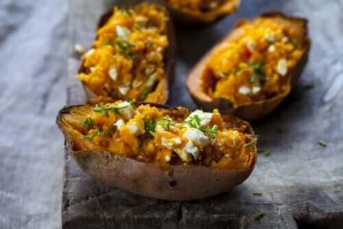 Propriedades da batata doce e seus principais benefícios