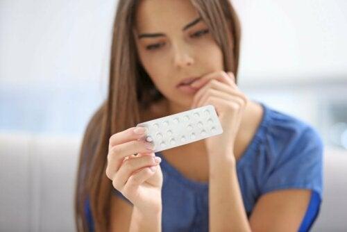 O anticoncepcional diminui a libido