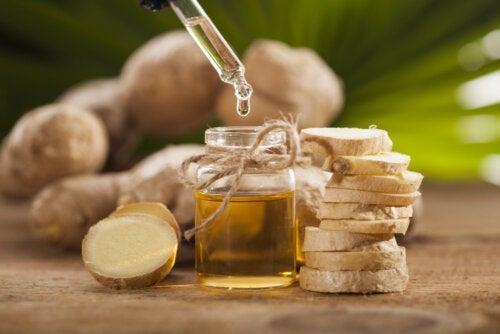 Benefícios do óleo de gengibre e como prepará-lo em casa