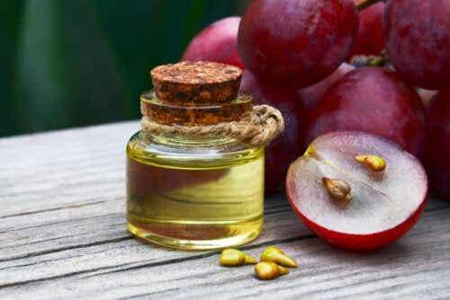 Benefícios e usos do óleo essencial de semente de uva