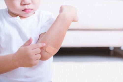 Como evitar que uma ferida infeccione?