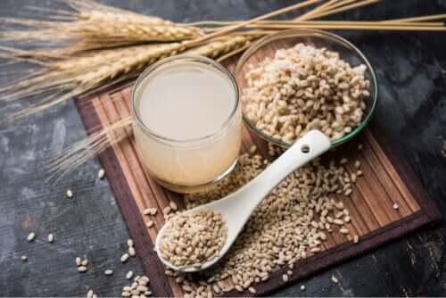 Água de cevada: benefícios, contraindicações e receita