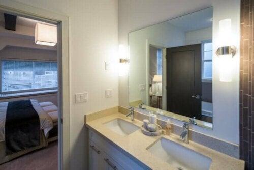 Ideias para renovar o lavatório do banheiro