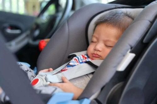 O carrinho do seu bebê deve ser seguro