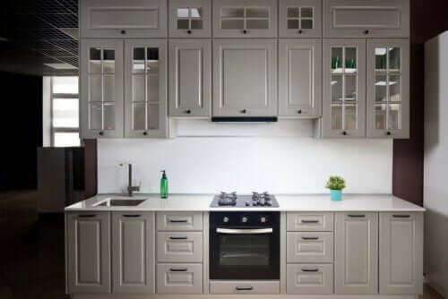 Cozinhas lineares: características e dicas