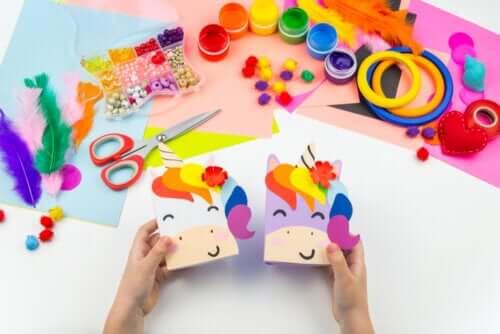 8 ideias de artesanatos para decorar uma festa infantil
