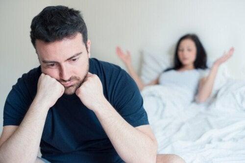 Terapia sexual para problemas de ereção