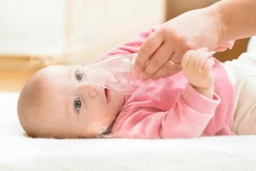 Bronquiolite: causas, sintomas e tratamento
