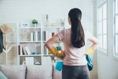 O que é o método 20/10 de organização da casa e como aplicá-lo?