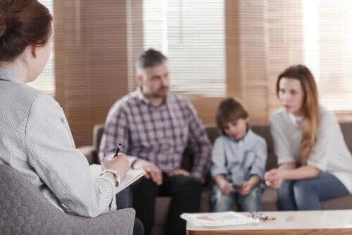 Quando é necessário fazer terapia familiar?