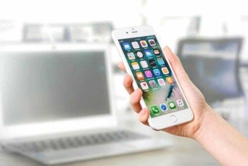 Uso do telefone celular