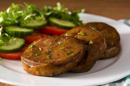 O seitan é um dos substitutos veganos da carne