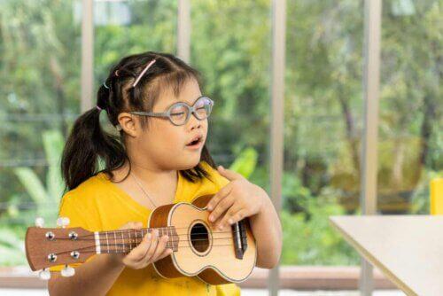 A música e a síndrome de down
