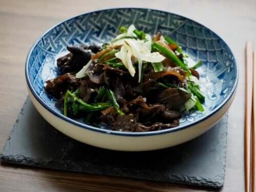 Cogumelo-negro-chinês: propriedades, usos e benefícios