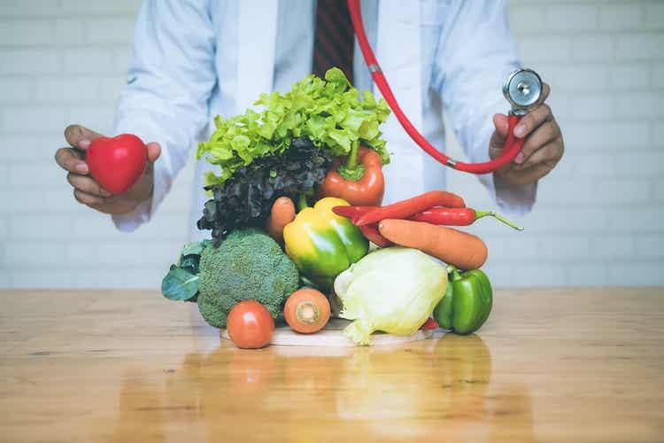 Vegetais benéficos para a saúde