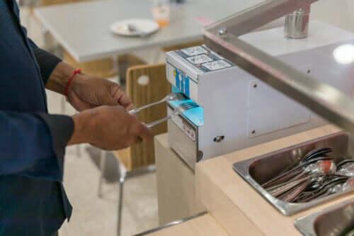 Como esterilizar utensílios de cozinha
