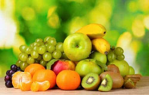 10 frutas para combater os sinais do envelhecimento