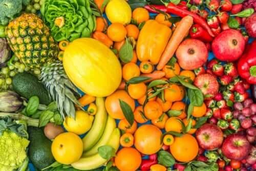 O consumo de frutas e vegetais aumenta a expectativa de vida, segundo um estudo
