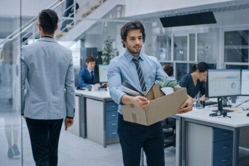 Como sair de um emprego do qual você não gosta?