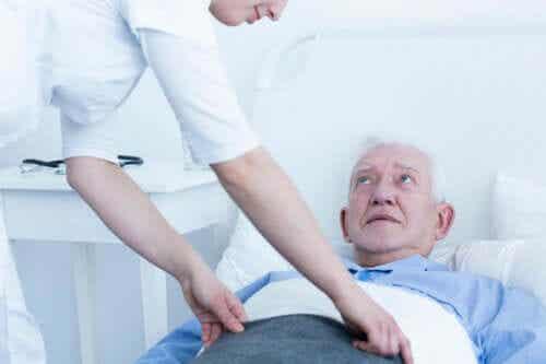 Grau das escaras em pacientes e opções de tratamento