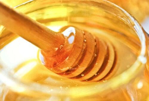 Tigela de mel