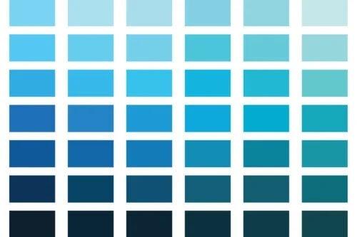 O que significa a cor azul em psicologia?