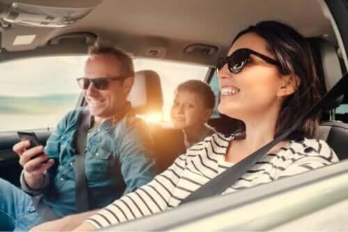Recomendações para viagens longas na estrada