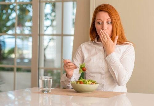 7 erros comuns ao fazer dieta para perder peso