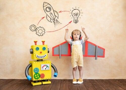 Educar não é criar, mas ajudar as crianças a se criarem