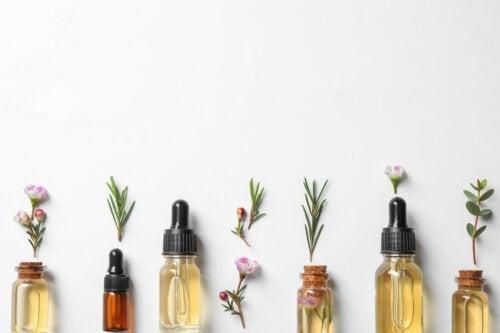 6 erros a evitar ao usar óleos essenciais