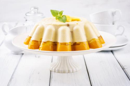 3 receitas de sobremesas saudáveis com gelatina
